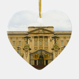Buckingham Palace Ceramic Ornament