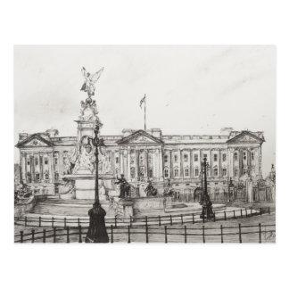 Buckingham Palace London.2006 Postcard