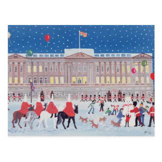 Buckingham Palace London Postcard