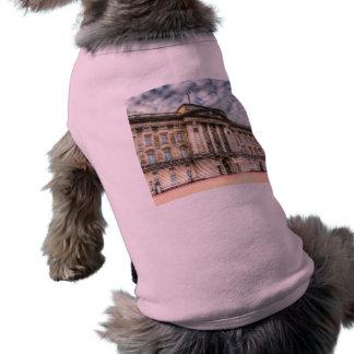 Buckingham Palace Sleeveless Dog Shirt