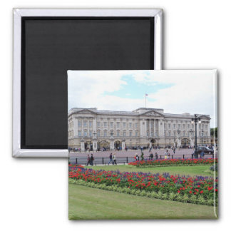 Buckingham Palace Square Magnet