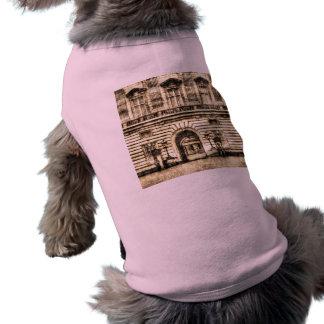 Buckingham Palace Vintage Sleeveless Dog Shirt