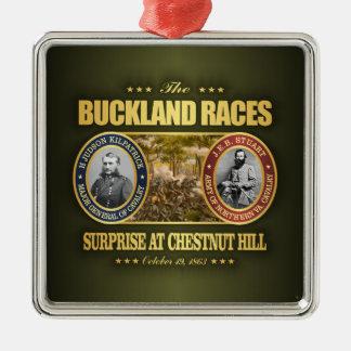 Buckland Races (FH2) Metal Ornament