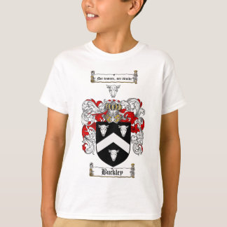 BUCKLEY FAMILY CREST -  BUCKLEY COAT OF ARMS T-Shirt