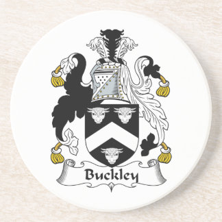 Buckley Family Crest Coaster