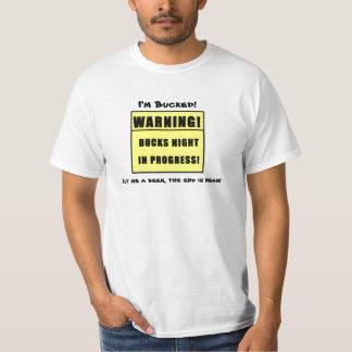 Bucks Night in Progress T-Shirt