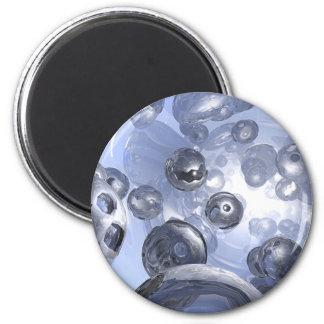 Buckshot 6 Cm Round Magnet