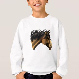 Buckskin Horse Face Shirt