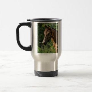 Buckskin Morgan Horse Mug