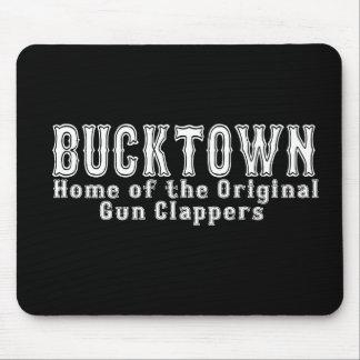 Bucktown Brooklyn Mouse Pad