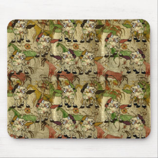 Bucky Hunting Hide Mouse Pads