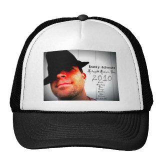 Bucky Shumutz Tour Merchandise Cap