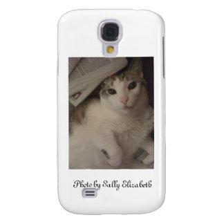 Bucky the Cat  Samsung Galaxy S4 Cover