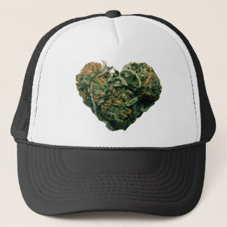 Bud Heart2 Trucker Hat