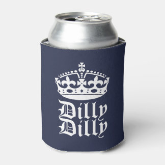 Bud Light Dilly Dilly Friend King or Queen Can Cooler