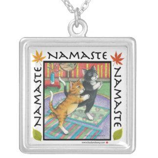Bud & Tony Namaste Necklace
