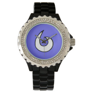 Buda Bay Logo Watch