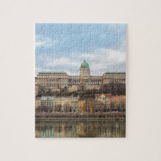 Buda Castle Hungary Budapest at day Jigsaw Puzzle