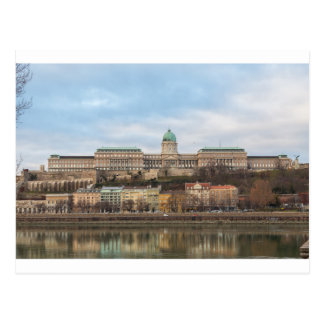 Buda Castle Hungary Budapest at day Postcard