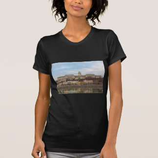 Buda Castle Hungary Budapest at day T-Shirt