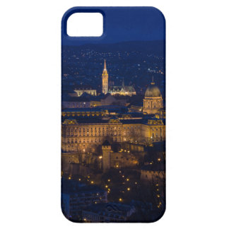Buda Castle Hungary Budapest at night iPhone 5 Covers