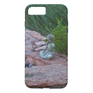 Buda meditating by the stream iPhone 7 plus case