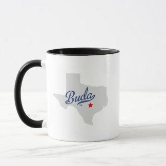 Buda Texas TX Shirt Mug