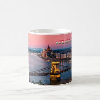Budapest 002B Coffee Mug