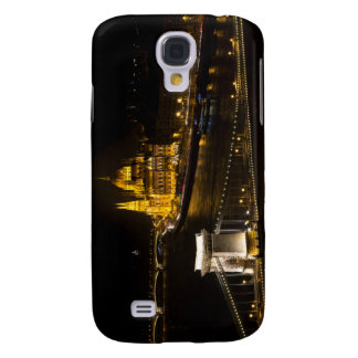 Budapest At Night Galaxy S4 Cover