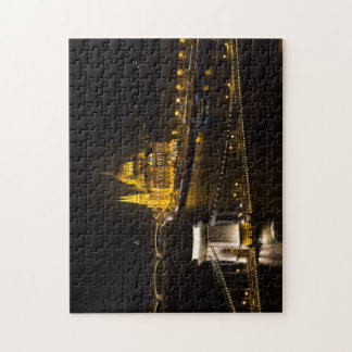 Budapest At Night Jigsaw Puzzle