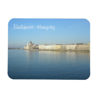 Budapest Blue Danube and Sky Magnet