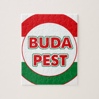 Budapest, circle, color jigsaw puzzle