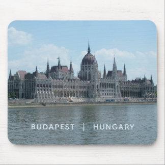 Budapest custom text mousepad 3