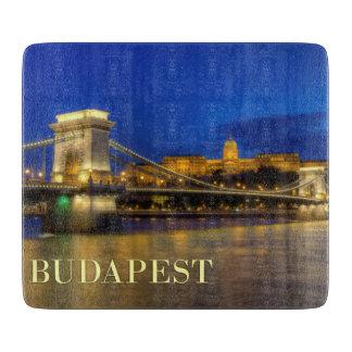 Budapest, Hungary Cutting Board
