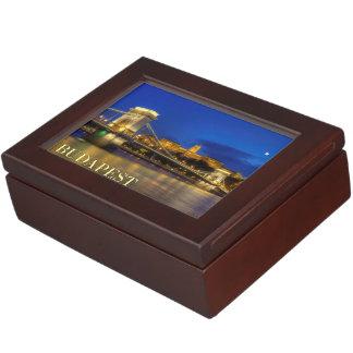 Budapest, Hungary Keepsake Box