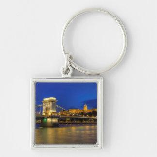 Budapest, Hungary Key Ring