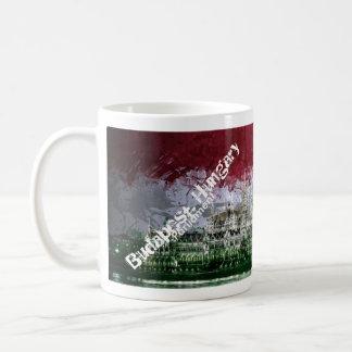 Budapest, Hungary - Parliament Coffee Mug