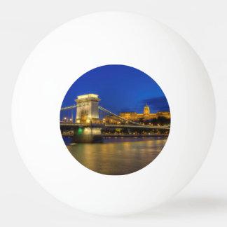 Budapest, Hungary Ping Pong Ball
