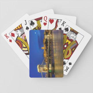 Budapest, Hungary Playing Cards