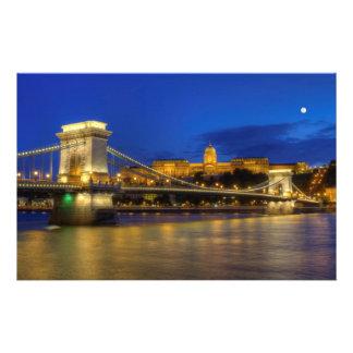 Budapest, Hungary Stationery