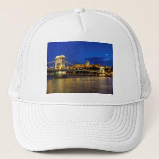 Budapest, Hungary Trucker Hat