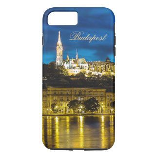 Budapest iPhone 7 Plus Tough Case