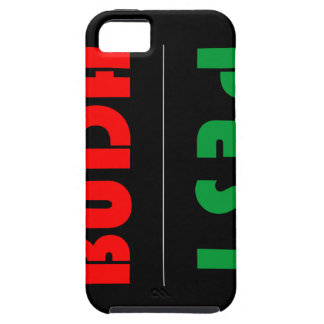 Budapest minimalist - circle - 01 iPhone 5 cases