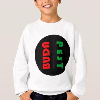 Budapest minimalist - circle - 01 sweatshirt