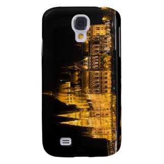 Budapest Parliament At Night Samsung Galaxy S4 Cover