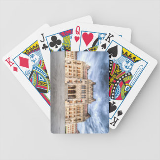 Budapest Parliament Bicycle Playing Cards