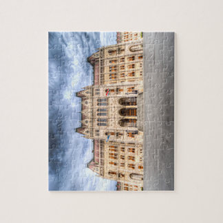 Budapest Parliament Jigsaw Puzzle
