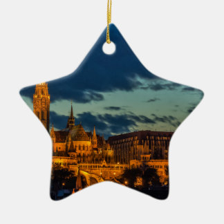 Budapest Picture Ornaments