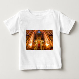 Budapest Synagogue Baby T-Shirt