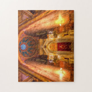 Budapest Synagogue Jigsaw Puzzle